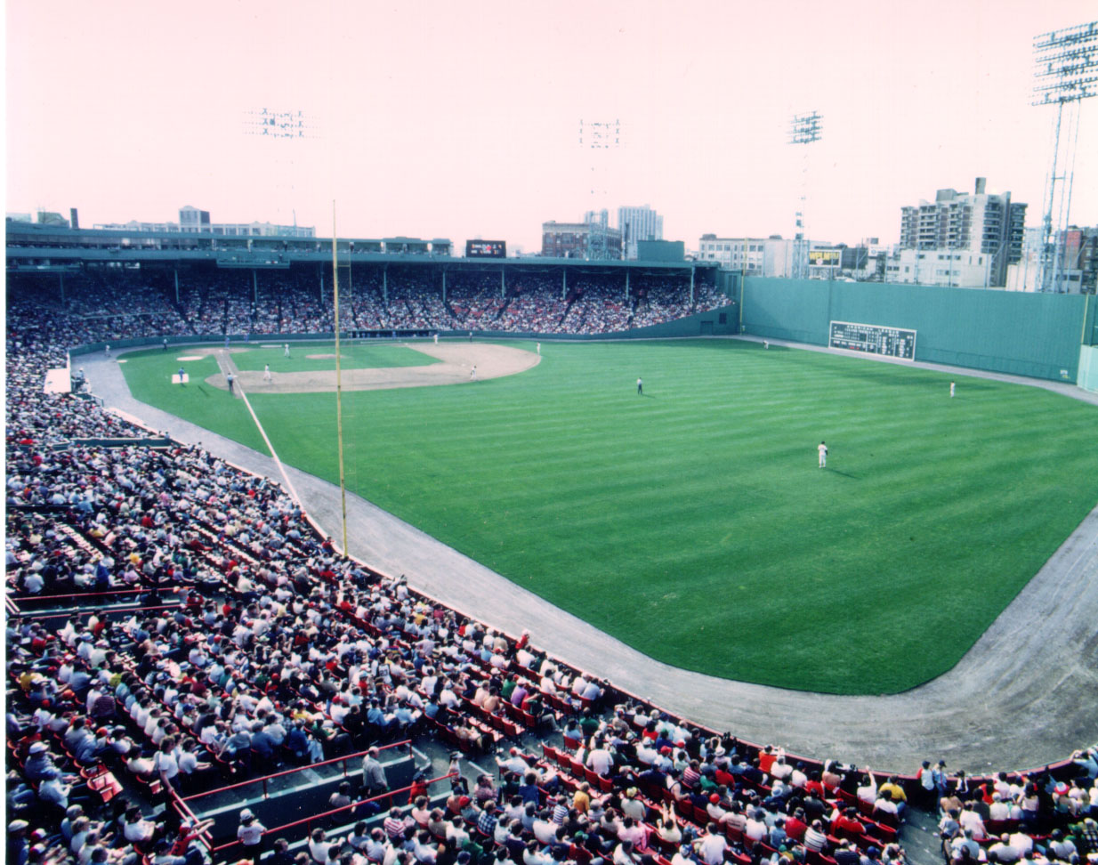 fenway park and parks - photo #42